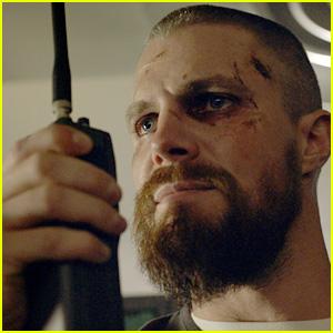 Diaz Breaks Into Slabside Prison On 'Arrow' Tonight