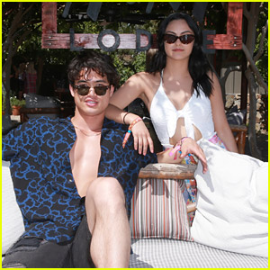 Camila Mendes Defends Her Relationship With Charles Melton To Fake Fan on Instagram