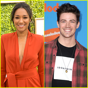 Candice Patton & Grant Gustin Look Back at 100 Episodes of 'The Flash'