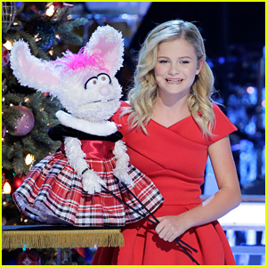 Get A First Look At Darci Lynne Farmer's Holiday Special With These Pics!