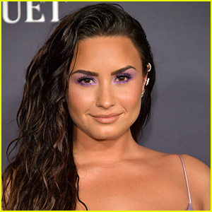 Demi Lovato Returns To Social Media To Share Voting Selfie