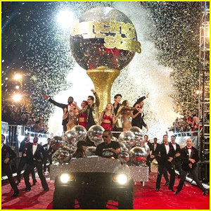 'Dancing With The Stars' Season 27 Throws a Parade For Finals Opening Number - Watch Now!