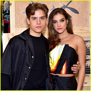 Dylan Sprouse Will Be Supporting Barbara Palvin at the Victoria's Secret Fashion Show 2018!