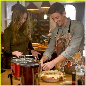 Team Flash Celebrates Thanksgiving On Tonight's New Episode