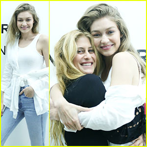 Gigi Hadid Spends Thanksgiving Weekend In Miami