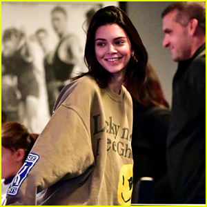 Kendall Jenner Attends Another Game to Support Ben Simmons