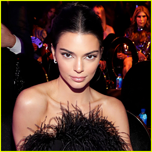 Kendall Jenner Relaxes in a Bikini on Thanksgiving Weekend