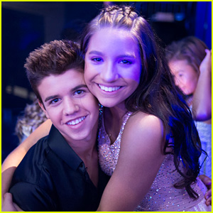 Maddie Ziegler Joins Sister Kenzie Ziegler With Her Samba on 'DWTS Juniors' Tonight - Watch Now!