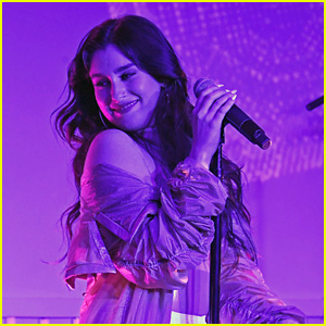 Lauren Jauregui Performs 'Expectations' at Lost In Music Experience in NYC