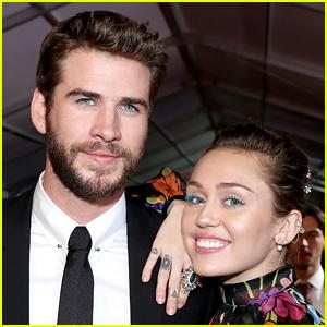 Miley Cyrus Celebrates Her 26th Birthday with Liam Hemsworth!