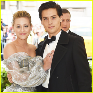 Lili Reinhart Calls Cole Sprouse Her 'Sexiest Man Alive'