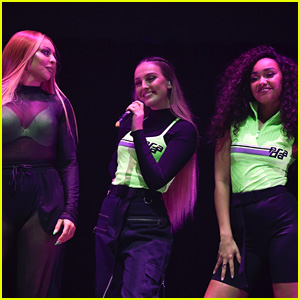 Little Mix Perform As Trio For Hits Radio Live Concert 2018