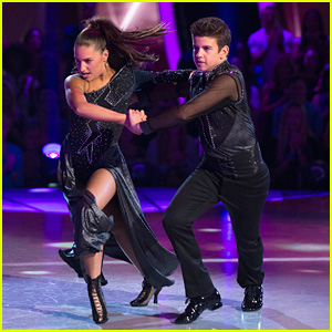 Mackenzie Ziegler Performs a Powerful Paso Doble on 'DWTS Juniors' Semi-Finals - Watch The Performance Here!