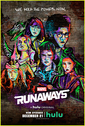 Marvel's Runaways Drop New Trailer & Poster For Season 2!