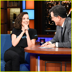 Millie Bobby Brown Loves Doing 'Normal Things' Like Grocery Shopping - Watch!