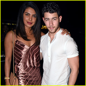 Nick Jonas & Priyanka Chopra Arrive in India for Pre-Wedding Celebrations - See the Pics!