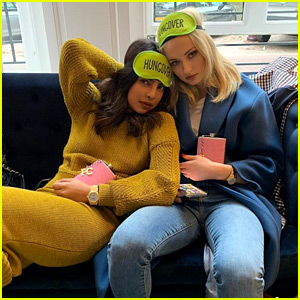 Sophie Turner Joins Future Sister-in-Law Priyanka Chopra at Bachelorette Party!
