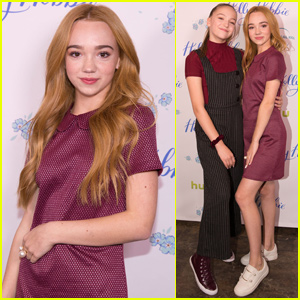 Ruby Jay Celebrates 'Holly Hobbie' Premiere With Jayden Bartels & Friends!