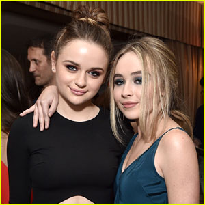 Sabrina Carpenter & Joey King Share Hilarious Exchange in 'Sue Me' Video Deleted Scene!