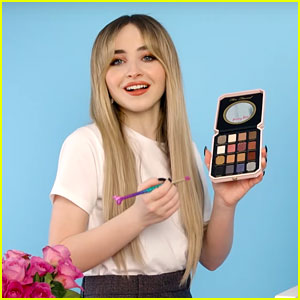 Sabrina Carpenter Gives a Makeover in Hilarious New Video - Watch Now!