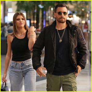 Sofia Richie Supports Boyfriend Scott Disick at His Australia Meet & Greet!