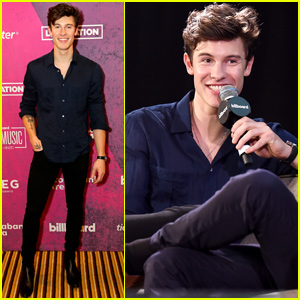 Shawn Mendes Named Artist of the Year at Billboard's Live Music Summit