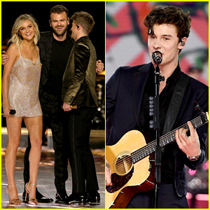 Victoria's Secret Fashion Show Features Performances from Shawn Mendes & Kelsea Ballerini!