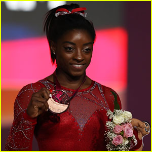 Simone Biles Becomes First American to Win Medals in Every Event at Worlds
