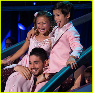 Sky Brown & JT Church Danced the Loveliest Of Foxtrots on 'DWTS Juniors' - Watch Here!