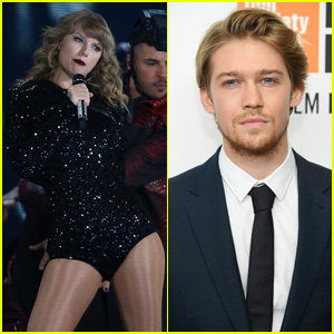 Taylor Swift Shouts Out BF Joe Alwyn's New Movie on Instagram!