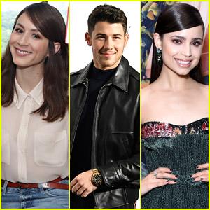 Troian Bellisario, Nick Jonas, Sofia Carson & More Share Voting Selfies on Instagram