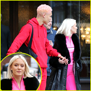 Zara Larsson Reveals Why She Doesn't Write Songs About Boyfriend Brian H. Whittaker