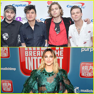 5 Seconds of Summer & Julia Michaels: 'Lie to Me' Remix Stream, Download, & Lyrics - Listen Now!