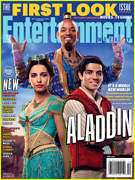 Disney's 'Aladdin' Gives First Look at All 3 Stars Together!