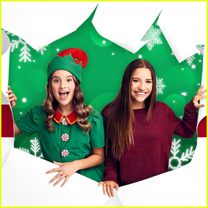 Annie LeBlanc & Mackenzie Ziegler Star in Brat's 'Holiday Spectacular' Movie - Watch Now!