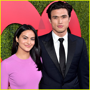 Camila Mendes Talks Her Decision To Go Public With Her Relationship With Charles Melton