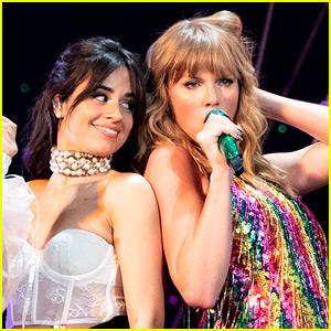 Camila Cabello Reveals What Happened the First Time She Met Taylor Swift