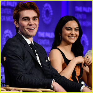 Camila Mendes Spills on Archie's Hookup After Splitting With Veronica on 'Riverdale'