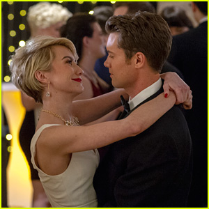 Chelsea Kane & Drew Seeley Reunite For Dreamy Christmas Movie on Hallmark - First Look!