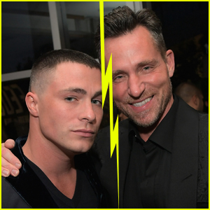 Colton Haynes' Divorce From Jeff Leatham Is Seemingly Moving Forward