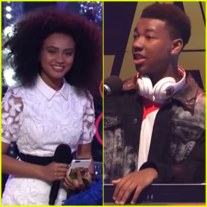 Daniella Perkins & Kida The Great To Host New Nickelodeon Digital Show 'Drop That Seat'