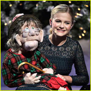 Darci Lynne Teases What To Expect on Her Holiday Special Tonight