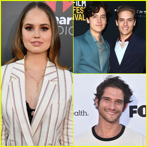 Debby Ryan Celebrates Her Engagement with Sprouse Twins, Tyler Posey, & More!