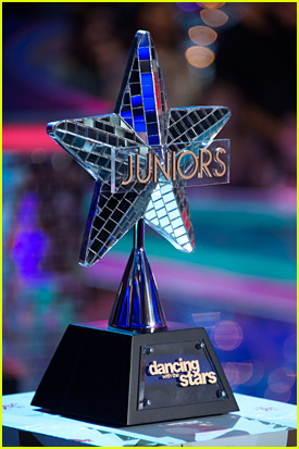 'DWTS Juniors' Trophy Revealed - See What It Looks Like Here!