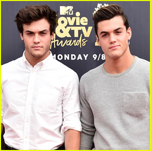 Ethan & Grayson Dolan Shave Off Their Beards - See Before & After Pics!