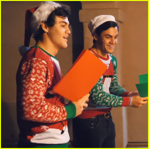 Ethan & Grayson Dolan Give Their Biggest Fans a Christmas Surprise!