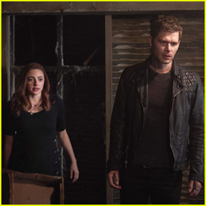 Hope Kind Of Got A Message From Klaus From Beyond The Grave on 'Legacies' Last Night