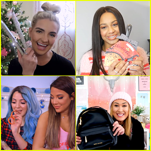 Rydel Lynch, Niki & Gabi, LaurDIY & More Reveal What They Got For Christmas This Year