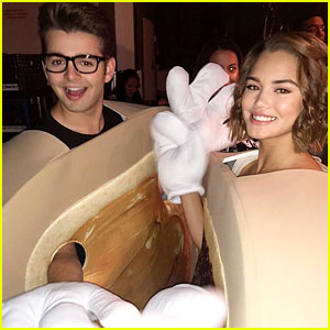 Jack Griffo Shares His Adorable Birthday Tribute for Paris Berelc