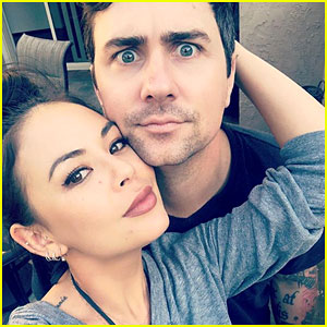 Janel Parrish & Chris Long Celebrate First Christmas Season as Married Couple!